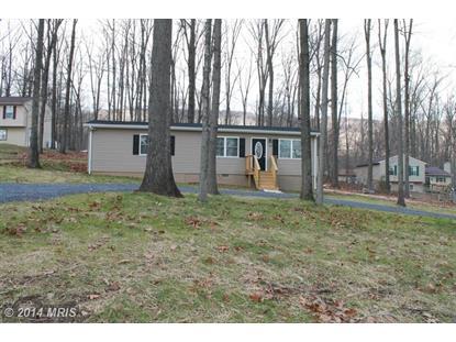 109 BLACKFEET TRL Winchester, VA 22602 MLS# FV8519958