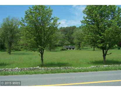 0 APPLE PIE RIDGE Winchester, VA MLS# FV8528112