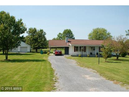 767 WARM SPRINGS RD Winchester, VA MLS# FV8543629