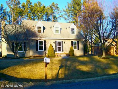 123 BUCKINGHAM DR Stephens City, VA MLS# FV8555363