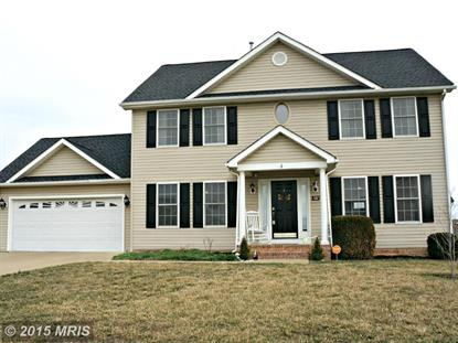 122 CORRAL DR Stephens City, VA MLS# FV8566837