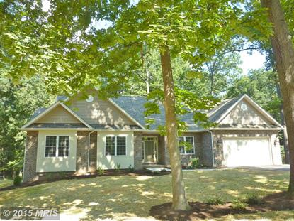 122 FOREST RIDGE ROAD Winchester, VA MLS# FV8581489