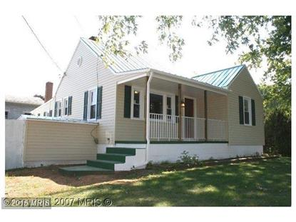 109 OAK SIDE LN Winchester, VA MLS# FV8603321
