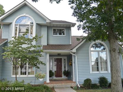 100 MONROES CIR Winchester, VA MLS# FV8604902