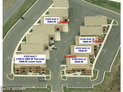 232 AIRPORT #11 Winchester, VA MLS# FV8626292