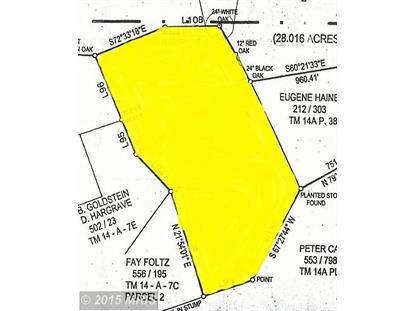 BRANNONS FORD RD Winchester, VA MLS# FV8626696