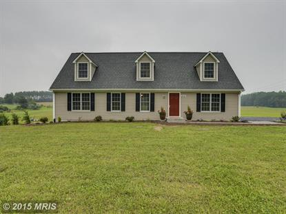 3131 BACK MOUNTAIN RD Winchester, VA MLS# FV8665635