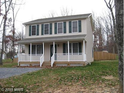 102 GREY HAWK DR Winchester, VA MLS# FV8701691