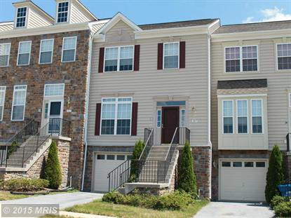 105 CHESHIRE CT Winchester, VA MLS# FV8713476