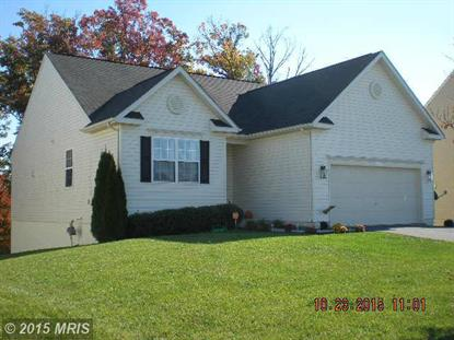 116 PENDERBROOK CT Stephens City, VA MLS# FV8715581