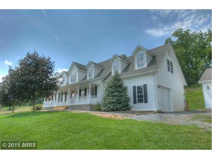 3878 BACK MOUNTAIN RD Winchester, VA MLS# FV8716676