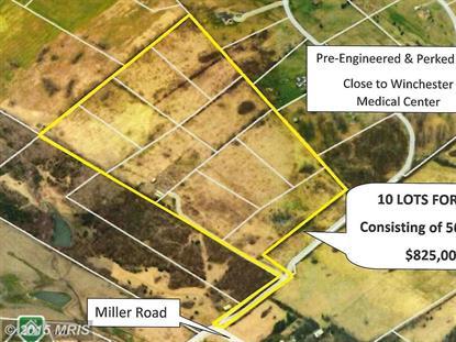 MILLER ROAD Winchester, VA MLS# FV8729693