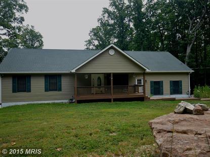 646 BLUEBIRD TRL Winchester, VA MLS# FV8735482