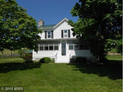 3904 BACK MOUNTAIN RD Winchester, VA MLS# FV8743219