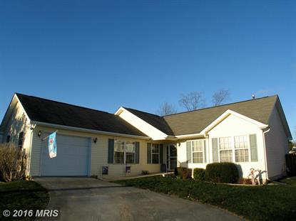 112 HAMMER CT Stephens City, VA MLS# FV9543926