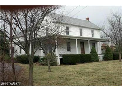 4754 MARTINSBURG PIKE Clear Brook, VA MLS# FV9563599