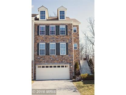 109 CHESHIRE CT Winchester, VA MLS# FV9583497