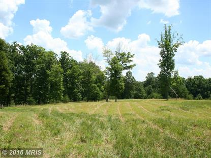 LOT RES TODD COATES LN Winchester, VA MLS# FV9595278