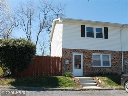 101 ASH HOLLOW DR Winchester, VA MLS# FV9617428