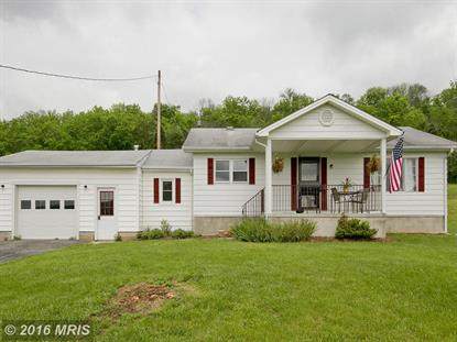 3812 BACK MOUNTAIN RD Winchester, VA MLS# FV9677539