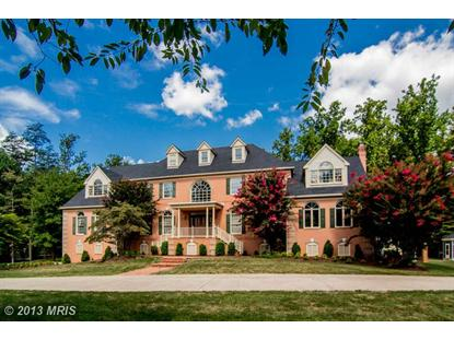 6670 RUTLEDGE DR Fairfax Station, VA MLS# FX8178899