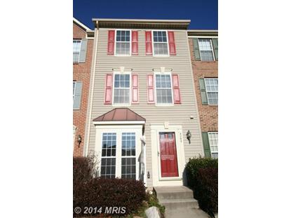 4268 WHEELED CAISSON SQ Fairfax, VA MLS# FX8252235