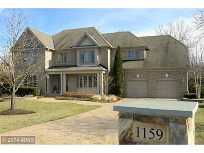1159 FIELDVIEW DR Reston, VA MLS# FX8269930