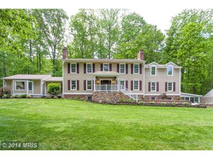 11401 LILTING LN Fairfax Station, VA MLS# FX8279925