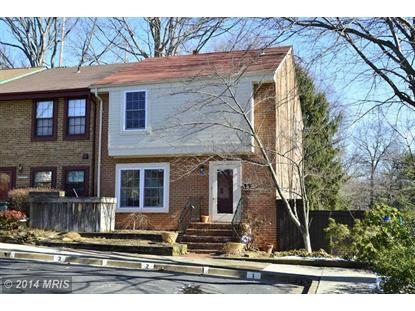 2214 GOLF COURSE DR Reston, VA MLS# FX8280965