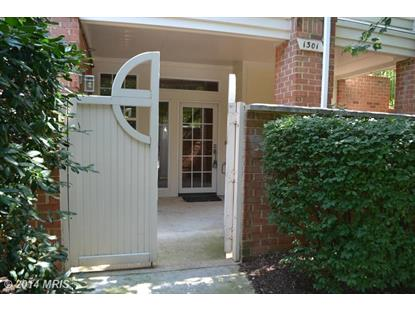 1301 GARDEN WALL CT #901 Reston, VA MLS# FX8308156