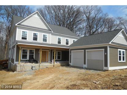 2021 HILLSIDE DR Falls Church, VA MLS# FX8309059