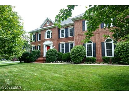1209 TOTTENHAM CT Reston, VA MLS# FX8313997