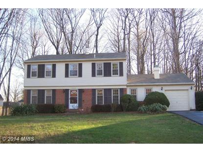 12338 COLERAINE CT Reston, VA MLS# FX8316289