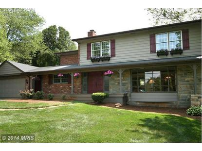 11100 SEWICKLEY PL Fairfax, VA MLS# FX8317337