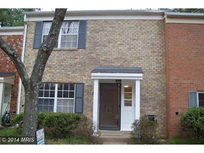 2222 GUNSMITH SQ Reston, VA MLS# FX8322598
