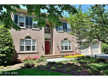 12624 MISTY CREEK LN Fairfax, VA MLS# FX8325688