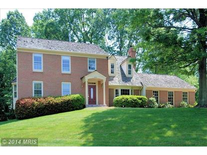 4855 SLATESTONE CT Fairfax, VA MLS# FX8327311