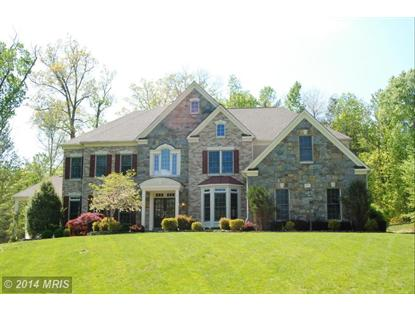 9732 THORN BUSH DR Fairfax Station, VA MLS# FX8329501