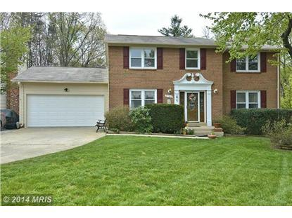 4781 TAPESTRY DR Fairfax, VA MLS# FX8333919