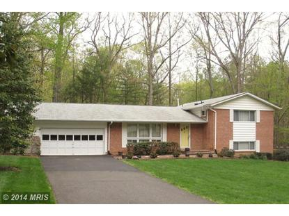 2429 SILVER FOX LN Reston, VA MLS# FX8336113
