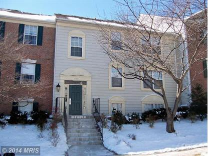 12113 GREENWAY CT #101 Fairfax, VA MLS# FX8336953