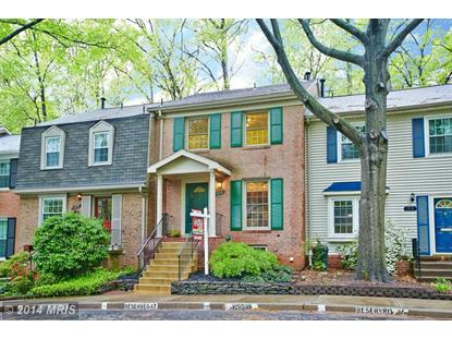1516 CHATHAM COLONY CT Reston, VA MLS# FX8342454