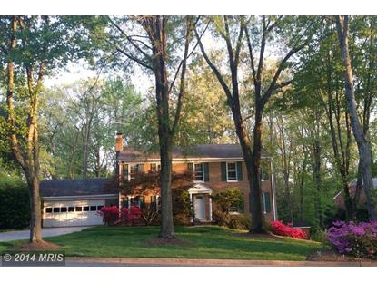 8905 BLUEGATE DR Fairfax, VA MLS# FX8343514