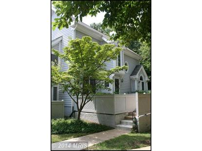1577 CHURCH HILL PL #N/A Reston, VA MLS# FX8345068