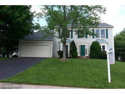 13206 PLEASANT GLEN CT Herndon, VA MLS# FX8346243
