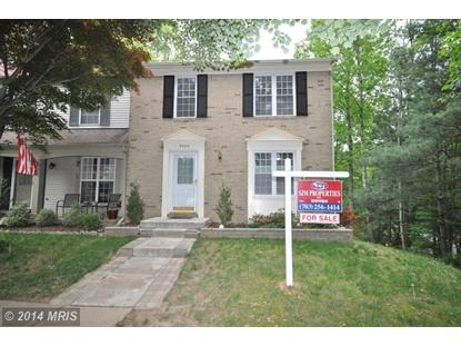 9900 WOOD WREN CT Fairfax, VA MLS# FX8348308