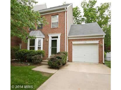 1700 RANDOM STONE CT Reston, VA MLS# FX8349086