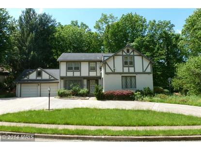 8913 GLADE HILL RD Fairfax, VA MLS# FX8351760