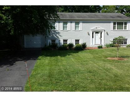 2416 IVYWOOD RD Reston, VA MLS# FX8353606