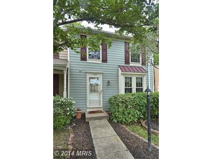 1509 AUTUMN RIDGE CIR Reston, VA MLS# FX8354940